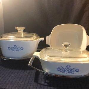 7 Piece Corningware